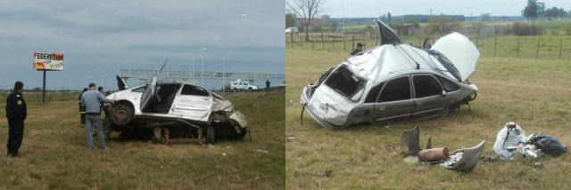 video accidente concord: