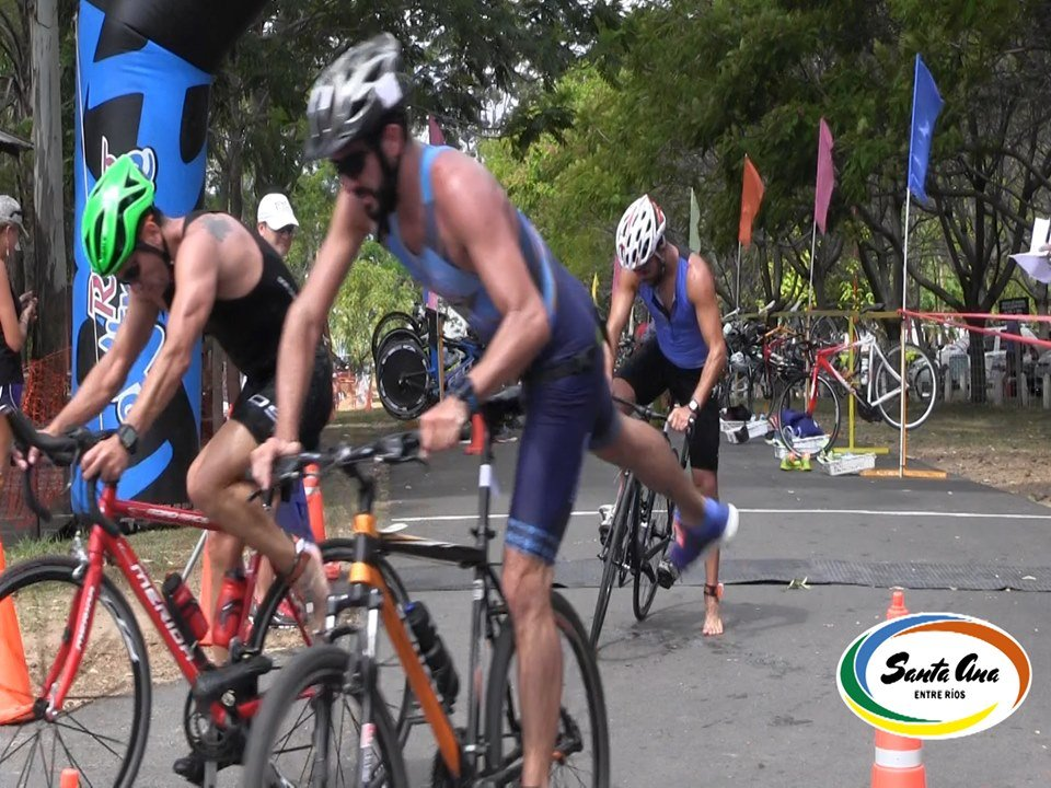 Arranca en Santa Ana el Circuito de Triatlon - Central de Noticias